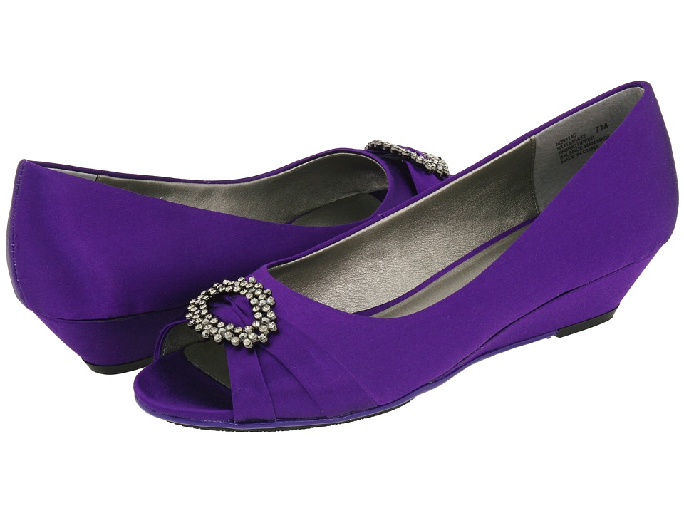 No shoes. Where\'s the purple love? | The Frozen Southerner