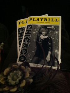 First Broadway show. I now want to see  ALL THE BROADWAY SHOWS.